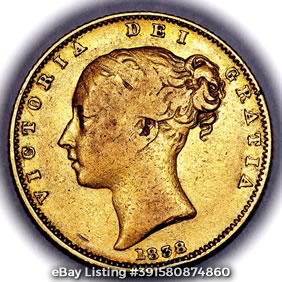 1838 Sovereign
