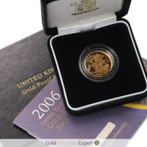 2006 Proof Sovereign