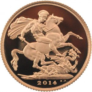 2014 Proof Sovereign
